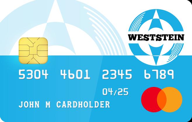 Weststein xmas card