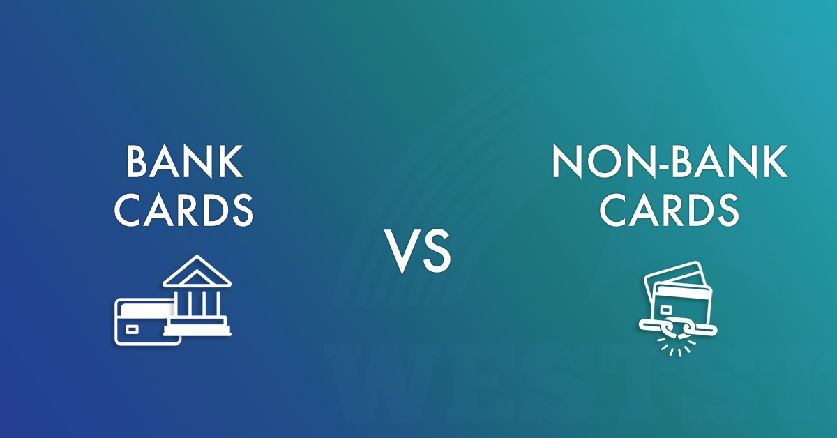 bank cards vs bank cards