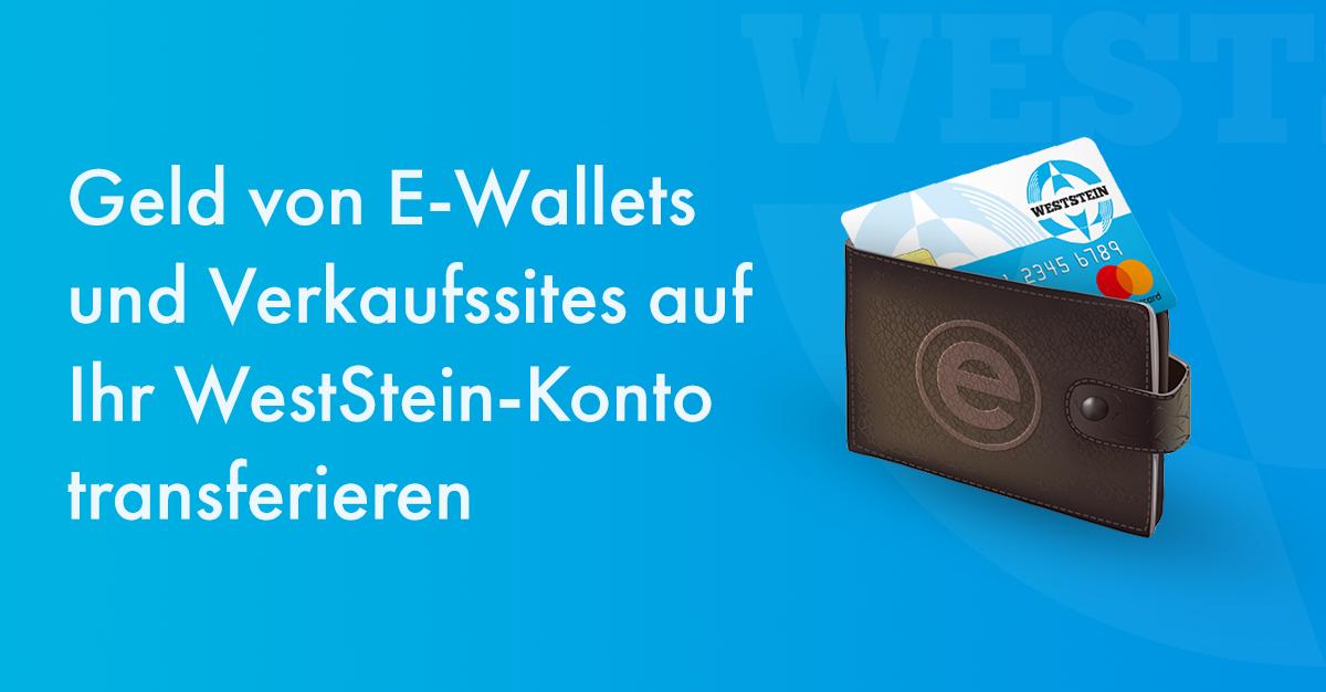 E Wallet Konto