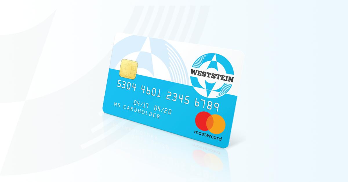 non-bank Mastercard -weststein