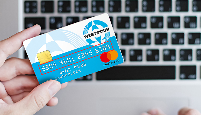 prepaid non-bank card number