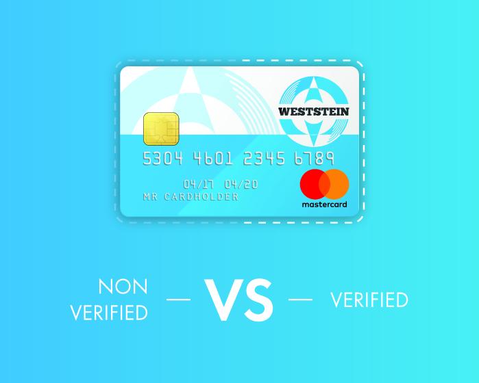 Verified vs non-verified clients